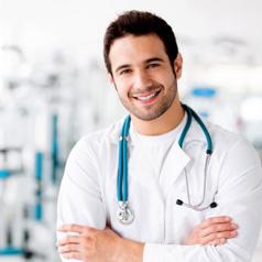 Dr male white teal 238 Blog